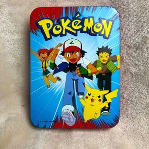 EUC Vintage 1999 Pokémon Playing Cards by Bicycle